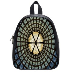 Stained Glass Colorful Glass School Bags (Small)