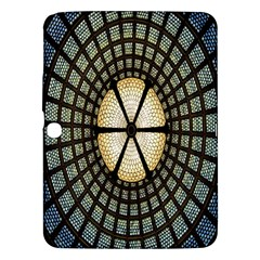 Stained Glass Colorful Glass Samsung Galaxy Tab 3 (10 1 ) P5200 Hardshell Case
