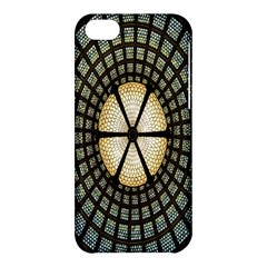Stained Glass Colorful Glass Apple iPhone 5C Hardshell Case