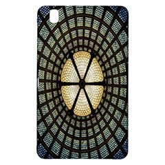 Stained Glass Colorful Glass Samsung Galaxy Tab Pro 8.4 Hardshell Case