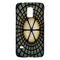 Stained Glass Colorful Glass Galaxy S5 Mini