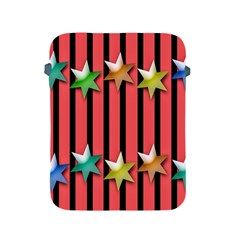 Star Christmas Greeting Apple Ipad 2/3/4 Protective Soft Cases