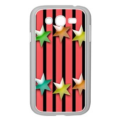 Star Christmas Greeting Samsung Galaxy Grand DUOS I9082 Case (White)