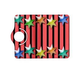 Star Christmas Greeting Kindle Fire HD (2013) Flip 360 Case