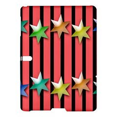 Star Christmas Greeting Samsung Galaxy Tab S (10.5 ) Hardshell Case