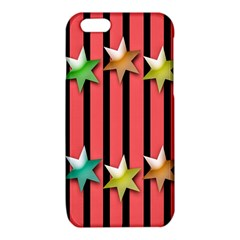 Star Christmas Greeting iPhone 6/6S TPU Case