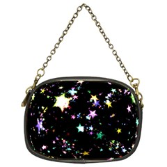 Star Ball About Pile Christmas Chain Purses (Two Sides)