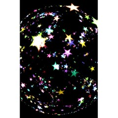 Star Ball About Pile Christmas 5.5  x 8.5  Notebooks
