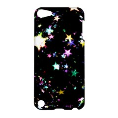 Star Ball About Pile Christmas Apple iPod Touch 5 Hardshell Case