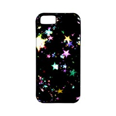 Star Ball About Pile Christmas Apple iPhone 5 Classic Hardshell Case (PC+Silicone)