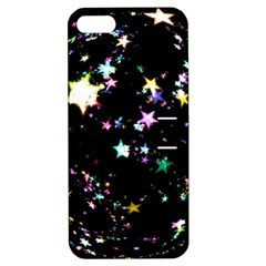 Star Ball About Pile Christmas Apple iPhone 5 Hardshell Case with Stand