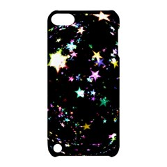 Star Ball About Pile Christmas Apple Ipod Touch 5 Hardshell Case With Stand