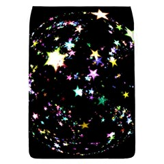Star Ball About Pile Christmas Flap Covers (L)