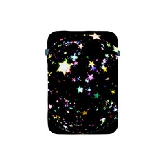 Star Ball About Pile Christmas Apple iPad Mini Protective Soft Cases