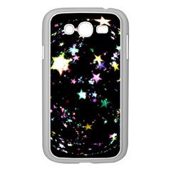 Star Ball About Pile Christmas Samsung Galaxy Grand DUOS I9082 Case (White)