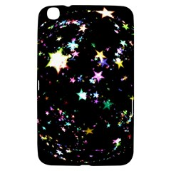 Star Ball About Pile Christmas Samsung Galaxy Tab 3 (8 ) T3100 Hardshell Case