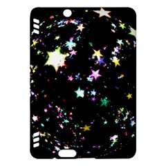 Star Ball About Pile Christmas Kindle Fire HDX Hardshell Case