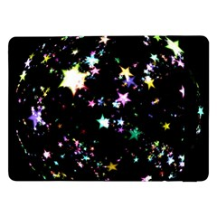 Star Ball About Pile Christmas Samsung Galaxy Tab Pro 12.2  Flip Case