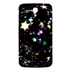 Star Ball About Pile Christmas Samsung Galaxy Mega I9200 Hardshell Back Case