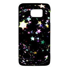 Star Ball About Pile Christmas Galaxy S6
