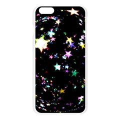 Star Ball About Pile Christmas Apple Seamless iPhone 6 Plus/6S Plus Case (Transparent)