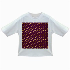 Star Christmas Red Yellow Infant/Toddler T-Shirts