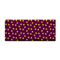 Star Christmas Red Yellow Cosmetic Storage Cases