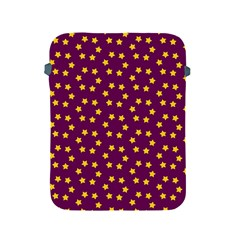Star Christmas Red Yellow Apple iPad 2/3/4 Protective Soft Cases