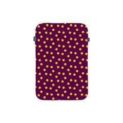 Star Christmas Red Yellow Apple iPad Mini Protective Soft Cases