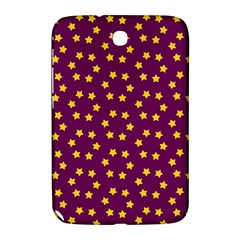 Star Christmas Red Yellow Samsung Galaxy Note 8.0 N5100 Hardshell Case
