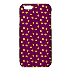 Star Christmas Red Yellow iPhone 6/6S TPU Case
