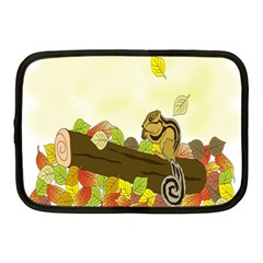 Squirrel Netbook Case (Medium)
