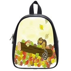Squirrel School Bags (small)