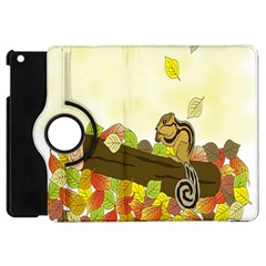 Squirrel Apple iPad Mini Flip 360 Case