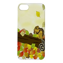 Squirrel Apple iPhone 5S/ SE Hardshell Case