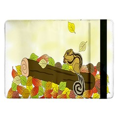 Squirrel Samsung Galaxy Tab Pro 12 2  Flip Case