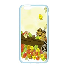 Squirrel Apple Seamless iPhone 6/6S Case (Color)