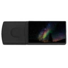 Starry Sky Galaxy Star Milky Way USB Flash Drive Rectangular (4 GB)