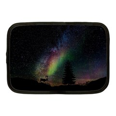 Starry Sky Galaxy Star Milky Way Netbook Case (Medium)