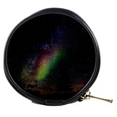 Starry Sky Galaxy Star Milky Way Mini Makeup Bags