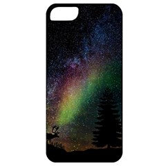 Starry Sky Galaxy Star Milky Way Apple iPhone 5 Classic Hardshell Case