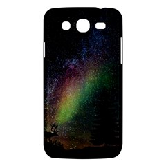 Starry Sky Galaxy Star Milky Way Samsung Galaxy Mega 5.8 I9152 Hardshell Case