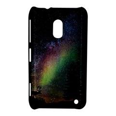 Starry Sky Galaxy Star Milky Way Nokia Lumia 620