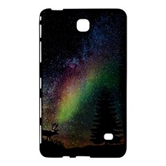Starry Sky Galaxy Star Milky Way Samsung Galaxy Tab 4 (8 ) Hardshell Case