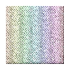The Background Wallpaper Mosaic Tile Coasters