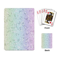 The Background Wallpaper Mosaic Playing Card
