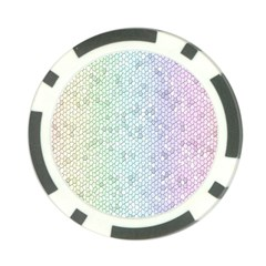 The Background Wallpaper Mosaic Poker Chip Card Guard