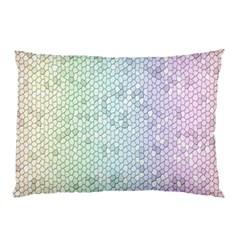 The Background Wallpaper Mosaic Pillow Case