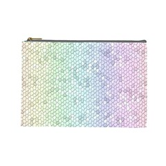 The Background Wallpaper Mosaic Cosmetic Bag (Large)