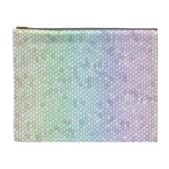 The Background Wallpaper Mosaic Cosmetic Bag (XL)